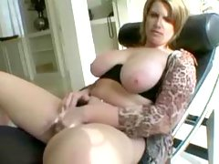 Black dick fucks busty plump blonde great bbw