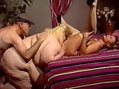 Man and girl spoil motionless fatty in wild orgy great bbw