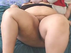 Fullbodied lady sucks strong cock great bbw