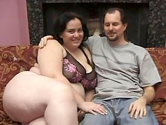 Sweet BBW loves dirty sex