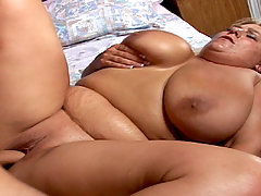 Kitti Campbell in Bikini Buster great bbw