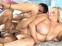 Toni Evans in Wide Load Nymphos
