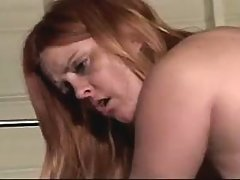 Bronzed obese honey gets double drilled in hotel great bbw