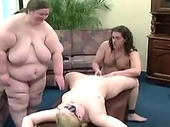 Depraved fatty fucking with dude on floor great bbw
